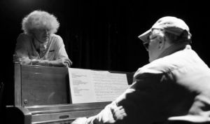 Pianissimo duo – SZAKCSI LAKATOS BÉLA és MÜLLER PÉTER SZIÁMI