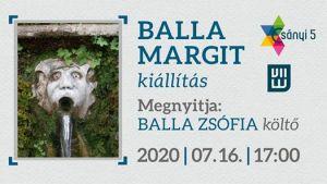 Balla Margit kiállítás