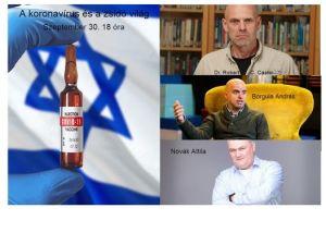 A koronavírus és a zsidó világ