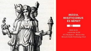 Mágia, miszticizmus és néphit | Előadó Dr. Balázs Gábor