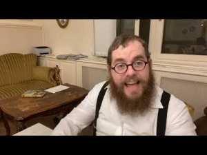 Éruvin 63 – Napi Talmud 279 – Tisztelet a mestereknek és az időseknek!#tisztelet #Jehosuá #sakterkés