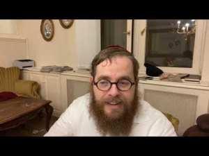 Éruvin 97 – Napi Talmud 313 – A tfilin csomói és a víz, mint szubsztancia #tfilin #víz