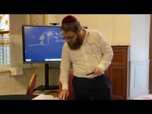 Éruvin 87 – Napi Talmud 303 – A vízmerítés és a víz feletti fal Tibériáson innen és Tibériáson túl