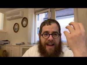 Pszáchim 61 – Napi Talmud 384 – A félig téves gondolat #peszachiáldozatot #gondolat #áldozatok