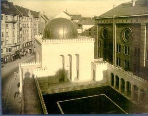 Virtuális séta a régi pesti zsidónegyedben