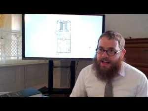 Skálim 17 – Napi Talmud 460 – A Szentély kapui, asztalai és csodálatos forrása