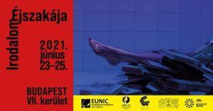 Irodalom Éjszakája 2021 | Budapest