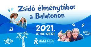 ALEF KIDS • ZSIDÓ ÉLMÉNYTÁBOR