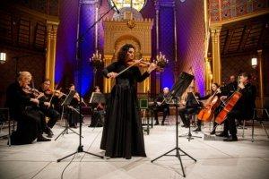 Barokk és zsidó dallamok a Rumbach utcai zsinagógában