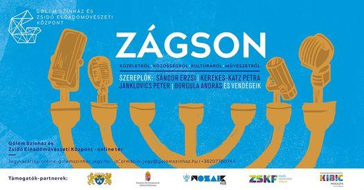 ZÁGSON – A Gólem tudományos és fantasztikus dumaelőadása