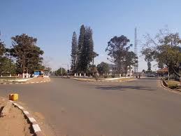 road in lualaba
