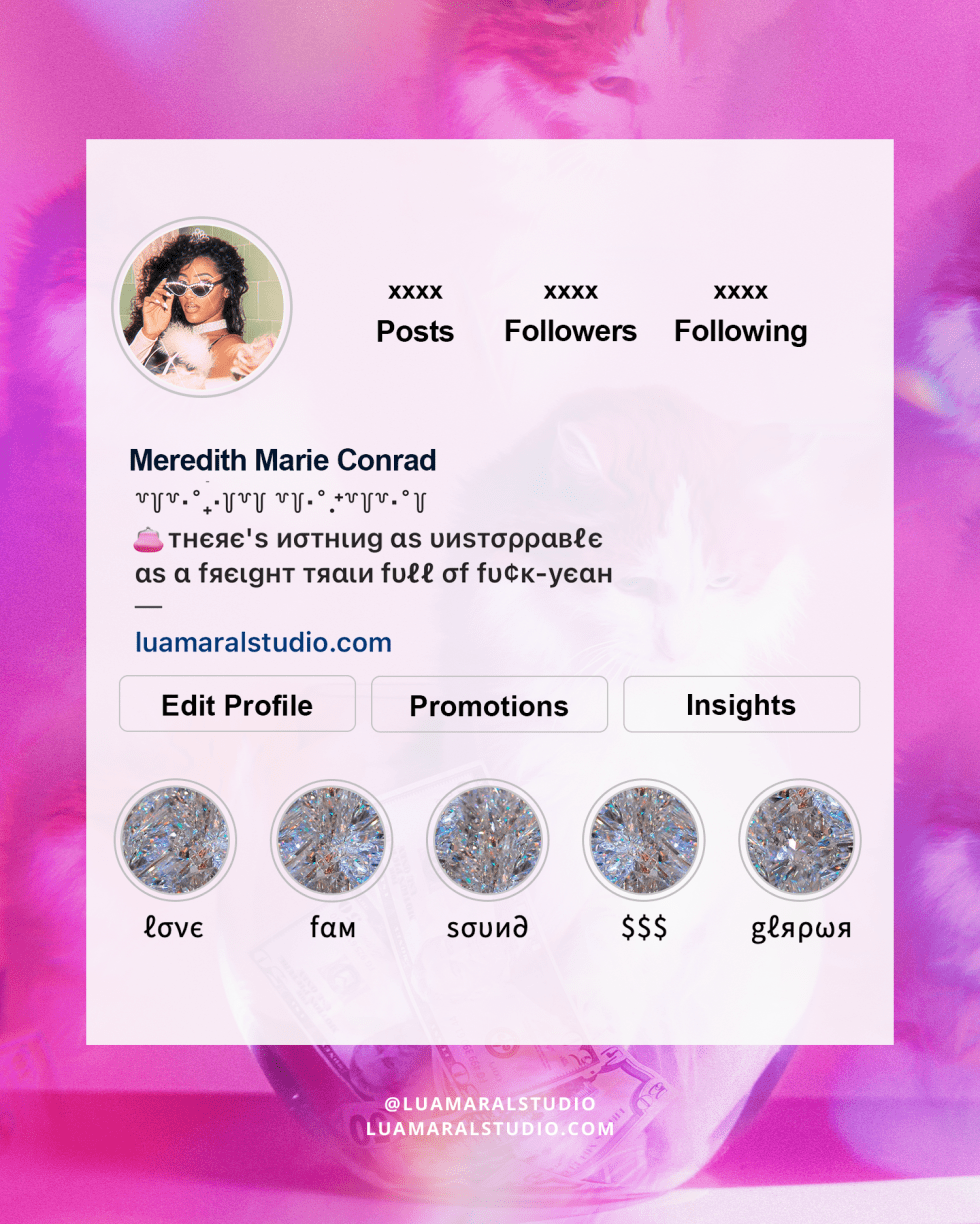 Gorgeous ideas for your Instagram bio The ultimate collection ...
