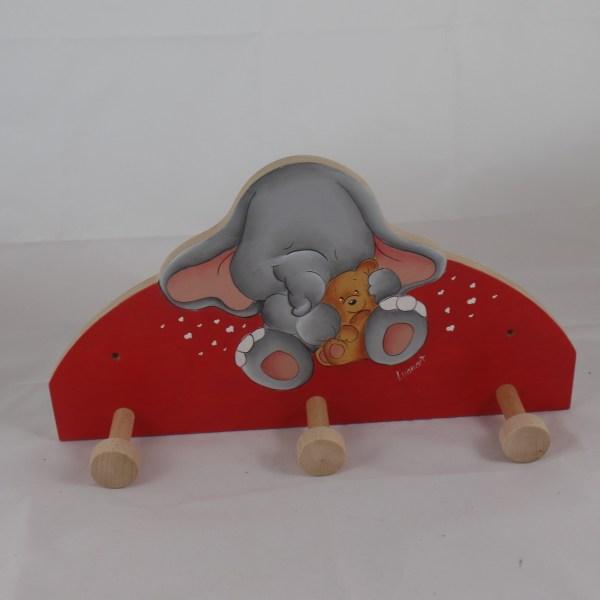 attaccapanni elefante