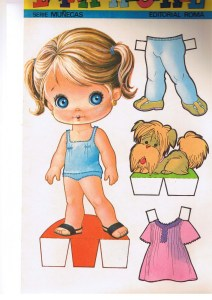 bonecas de papel 13 212x300 - Brincando com bonecas de papel