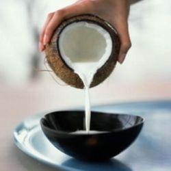 leite de coco - COMO FAZER LEITE DE COCO CASEIRO