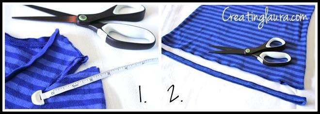 blusa azul - FAÇA VOCÊ MESMA UMA TRANSFORMAÇÃO EM SUAS ROUPAS