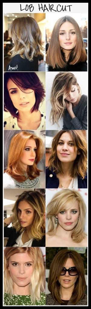 cabelos médios 301x1024 - CORTES PARA OS FIOS DE ACORDO COM O TIPO E O FORMATO DO ROSTO