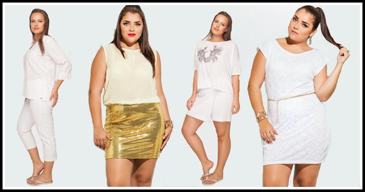 roupas para ano novo plus size - ROUPAS PARA A VIRADA DO ANO