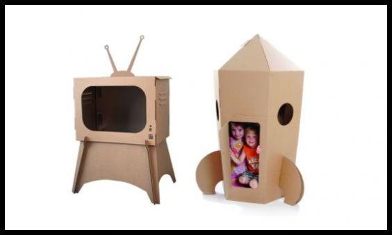 móveis-de-papelão