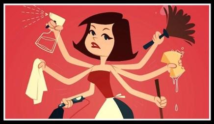 limpar a casa faxina - DICAS PARA MANTER SUA CASA ORGANIZADA
