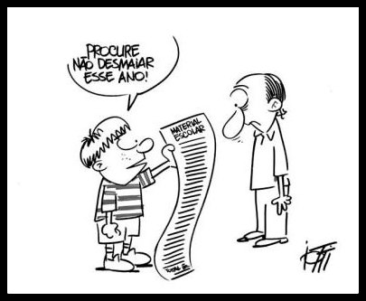 material escolar1 - DICAS PARA ECONOMIZAR NA HORA DE COMPRAR OS MATERIAIS ESCOLARES