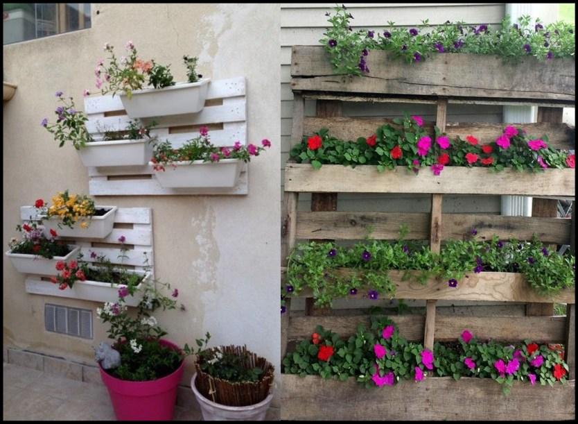 jardim vestical em vasos - FAÇA SEU JARDIM EM QUALQUER CANTO
