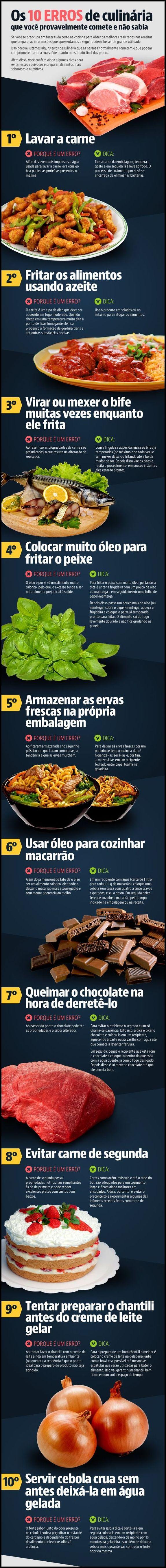 dicas de cozinha.b - DICAS VALIOSAS NA COZINHA
