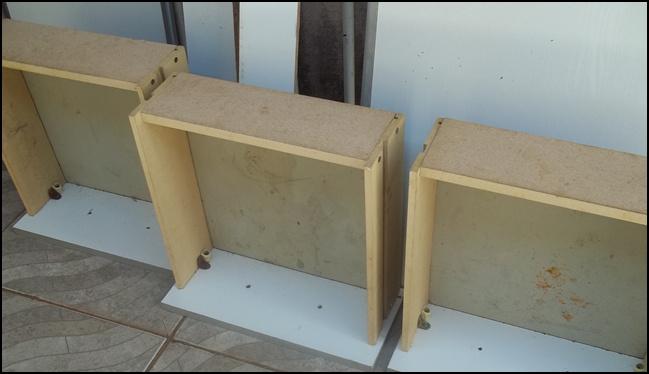 gavetas velhas para reciclar1 - IDEIAS PARA DECORAR SUA CASA UTILIZANDO GAVETAS VELHAS
