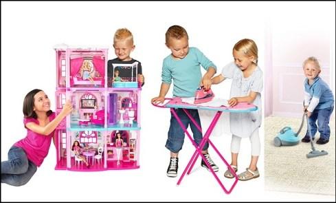 brinquedos para menina e menino 1 - COMO ESCOLHER O BRINQUEDO PARA O DIA DAS CRIANÇAS