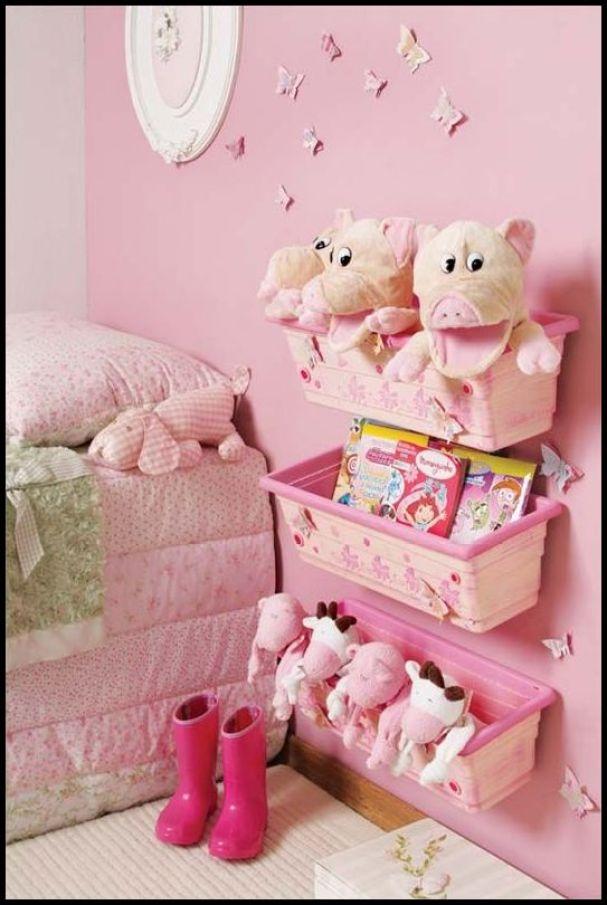 decorar e organizar o quarto das crianças 1 - IDEIAS PARA DECORAR E ORGANIZAR O QUARTO DAS CRIANÇAS