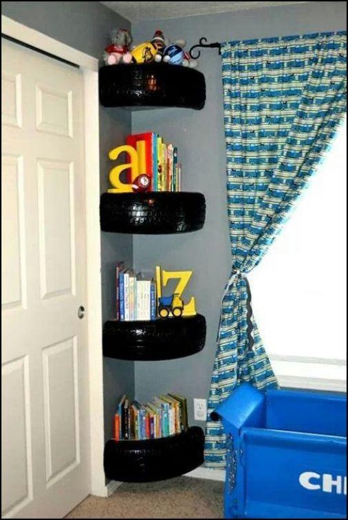 decorar e organizar o quarto das crianças 16 - IDEIAS PARA DECORAR E ORGANIZAR O QUARTO DAS CRIANÇAS