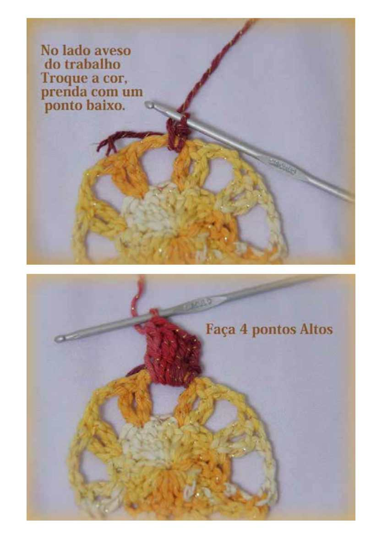 jogo cozinha barroco maxcolor.grafico 2 - JOGOS DE BANHEIRO DE CROCHÊ COM GRÁFICO E RECEITA