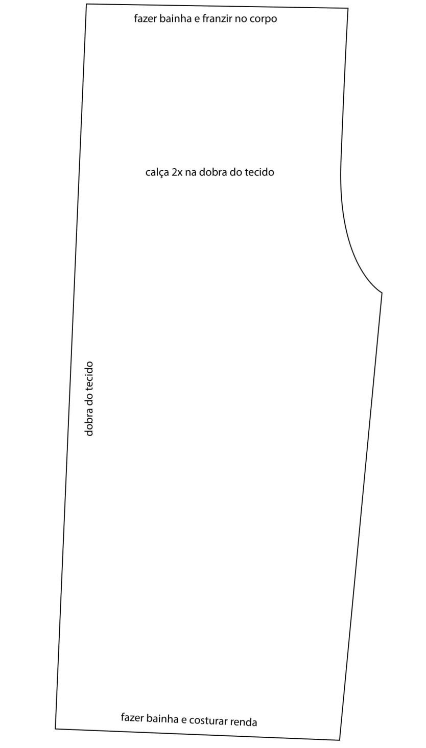 boneca melinda 3 1 - PASSO A PASSO DE BONECA DE PANO COM GRÁFICO E RECEITA