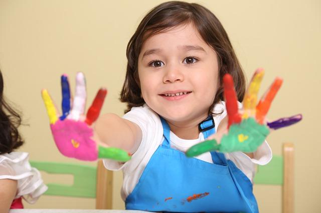 artesanato para criancas1 - Como criar ideia de artesanato para crianças se envolverem