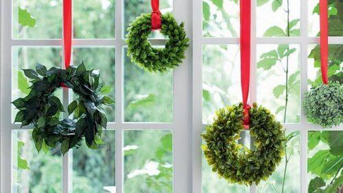 Natal pendurar e1608128568704 - Decoração para Natal e Ano Novo: baratas e fáceis