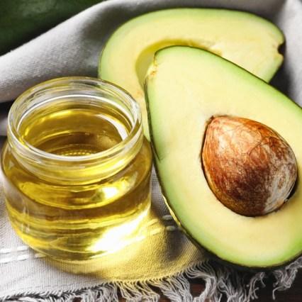 oleo vegetal abacate  - ÓLEOS VEGETAIS PARA TRATAMENTO DA PELE: SKIN CARE