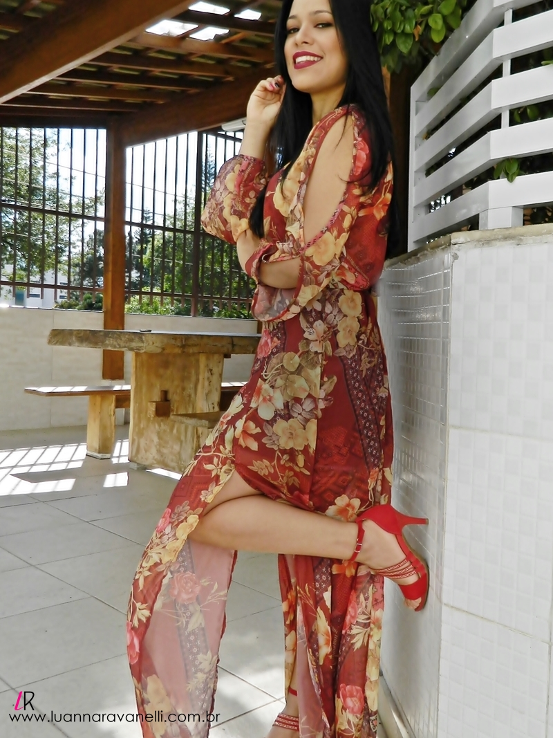 look dress pkd floral 2