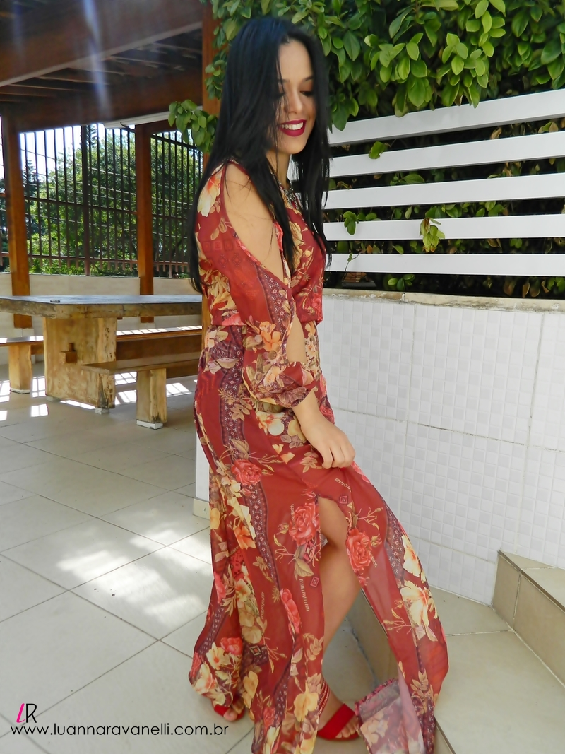 look dress pkd floral 3