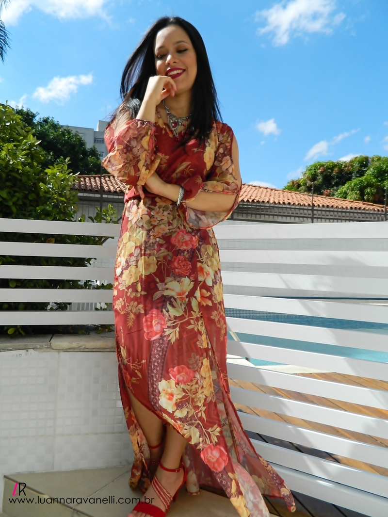 look dress pkd floral 4