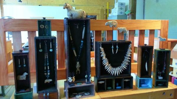 Creative Jewelry Display Idea