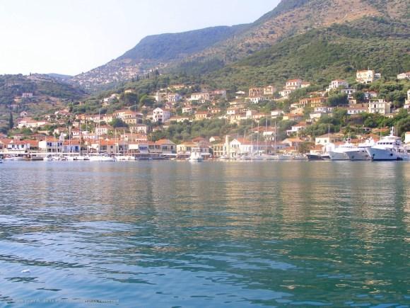 Puerto de Vathý