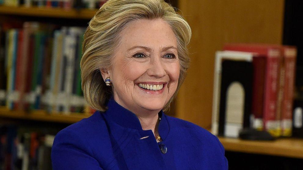 Thượng nghị sĩ Hillary Clinton (Nguồn ảnh: abcnews.com)