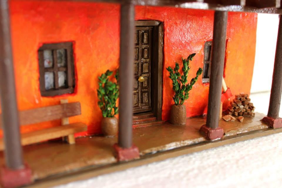Casa Naranja  lu avellana