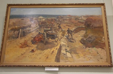 М.Б.Греков. Эпизод из гражданской войны.