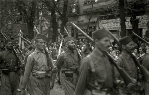 Fuerzas Regulares Indígenas en Euskadi