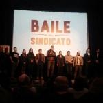 """Premiere """"Baile en el Sindicato"""". Elenco"""