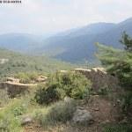 Posiciones defensivas de Las Tetas en la Serra d'Espadà - 00