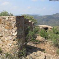 Posiciones defensivas de Las Tetas en la Serra d'Espadà - 06