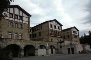 Casa Reformatorio del Salvador de Amurrio en la actualidad