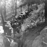 Batallón Celta en Larrabetzu